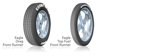 Goodyear Race Tires Eagle Dragway Special
