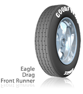 Goodyear Race Tires    Eagle® Dragway Special®